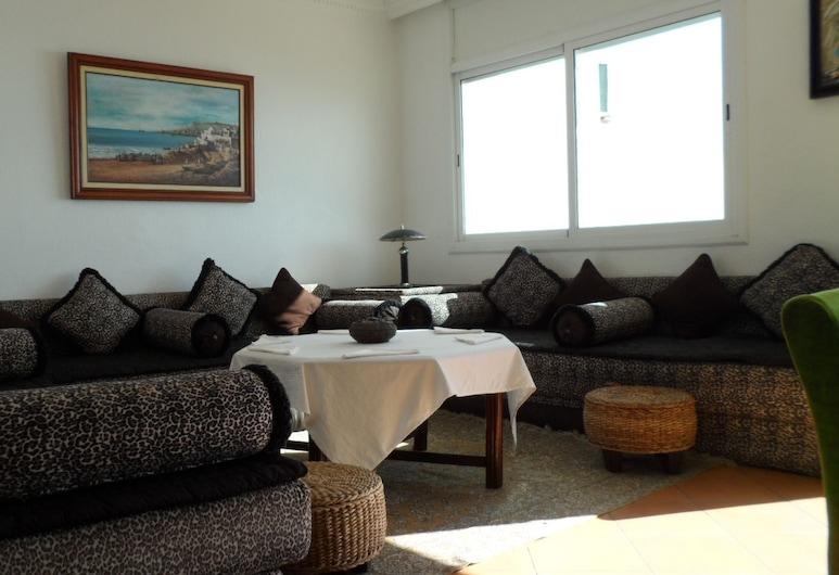 Duplex Résidence Santa Vue Mer, Moulay Abdallah
