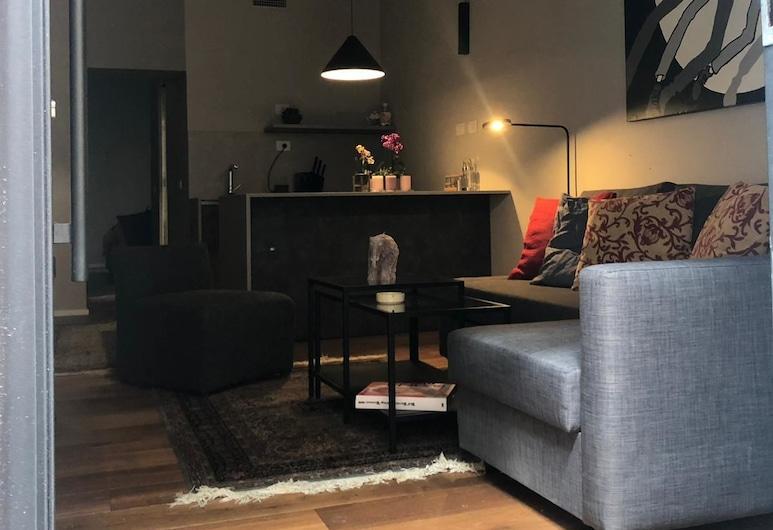 Home in Trast, Rzym, Apartament typu Comfort, 1 sypialnia, Pokój