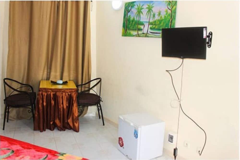 Standard-dobbeltværelse - TV
