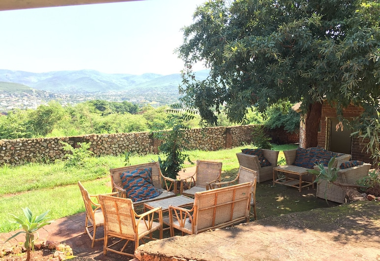 Deans Hillview Backpackers - Hostel, Chipata, Terrass