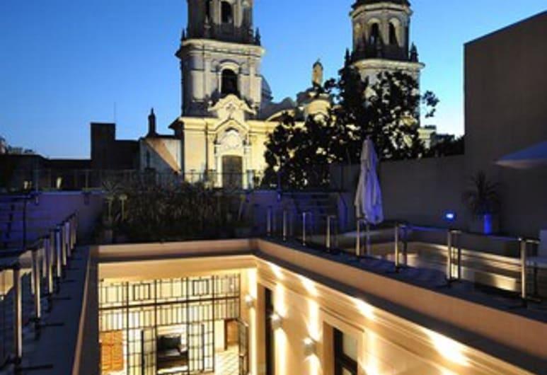 Osteria Sagardi, Buenos Aires, מרפסת/פטיו