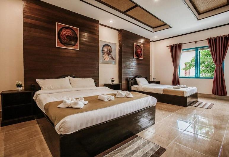 Khung Riverside Hotel, Vientiane, Tuba, Elutuba