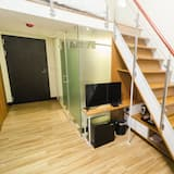 Chambre Double Design, vue canal - Chambre