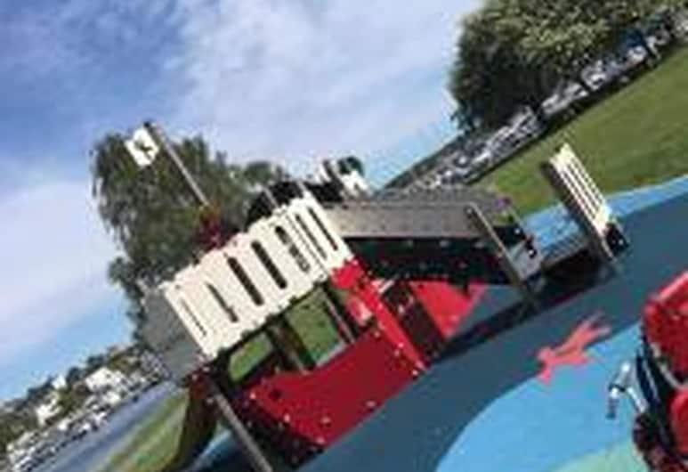 Solferie Barnevennlig & Sentralt, Kristiansand, Lekeområde for barn - utendørs