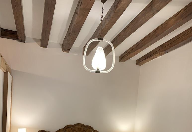 Grimaldi Apartments - Casa di Emma, Venedig, Apartment, 1 Schlafzimmer, Wohnbereich
