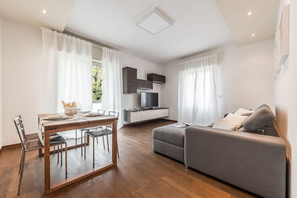 Апартаменты, 3 спальни - Обед в номере