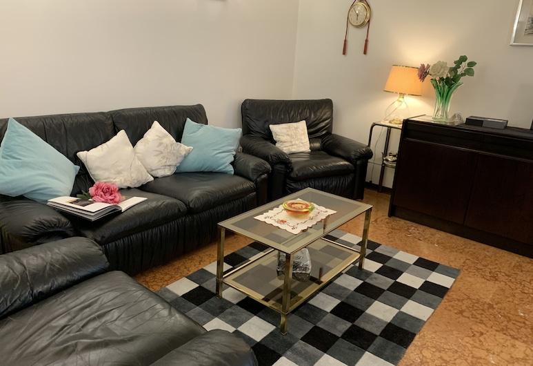 格里瑪爾狄公寓酒店 - 卡桑德拉, 威尼斯, 公寓, 2 間臥室, 客廳