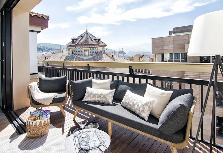 Luxury Alhambra Penthouse Collection, Granada, Terraza o patio