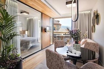 A(z) Luxury Alhambra Penthouse Collection hotel fényképe itt: Granada
