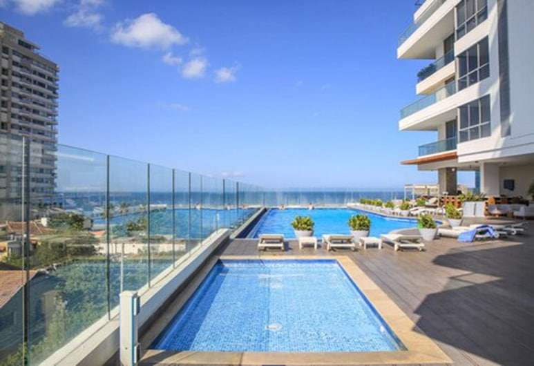 Grand Marina Santa Marta, Santa Marta, Outdoor Pool