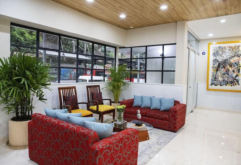 Suites Coben Apartamentos Amueblados, Mexiko-Stadt, Rezeption