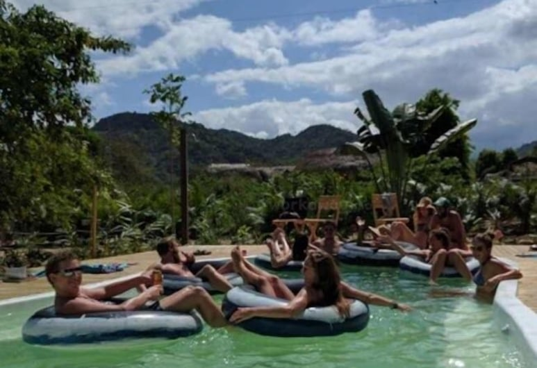 El Zoo Hostel & Pool, Dibulla, Номер