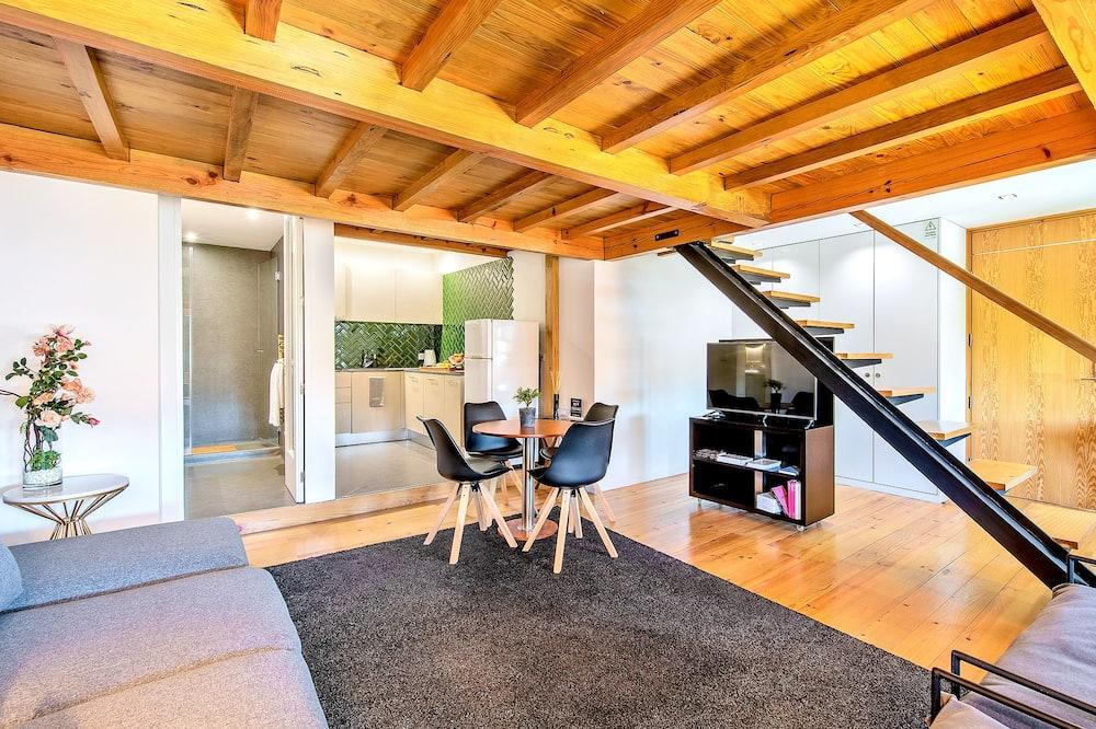 Superior Stüdyo (Ana & Camilo) - Oturma Alanı