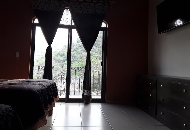 Resort y Balneario Los Angeles, Taxco, Quadruple Room, Guest Room