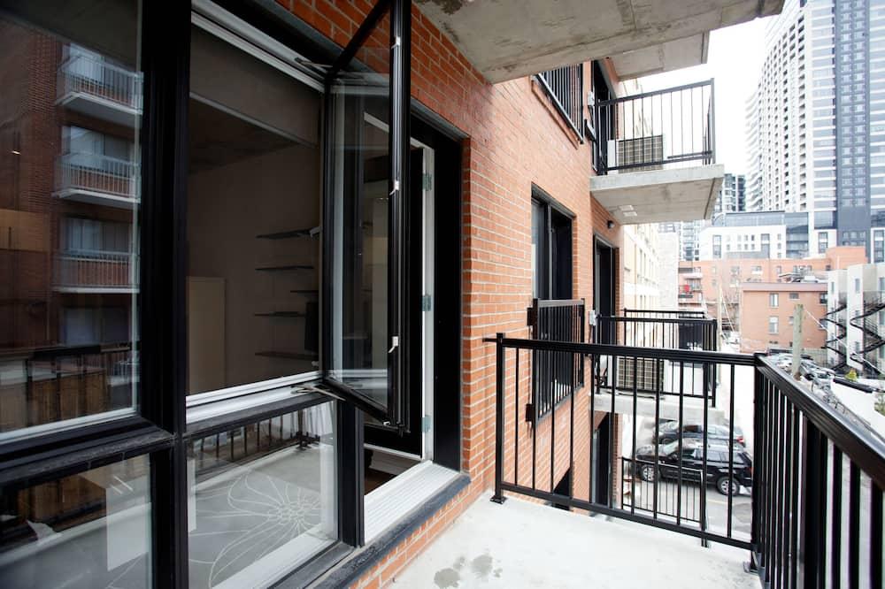 Štúdiový apartmán typu Premium - Balkón
