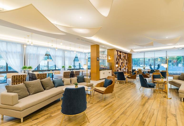 Atour Hotel Development Zone Hefei, חפיי, לובי