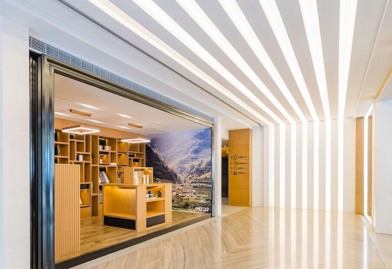 Atour Hotel Jiangtai Road Subway Station Guangzhou, Canton, Hall
