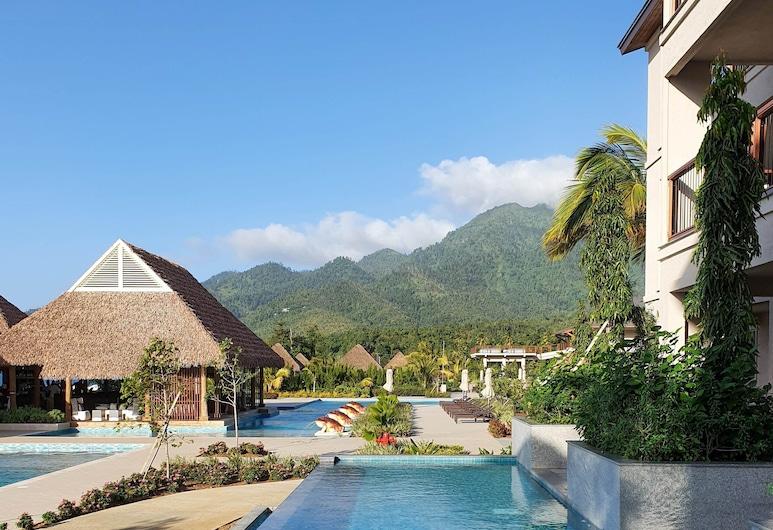Cabrits Resort & Spa Kempinski Dominica, Portsmouth, Āra baseins