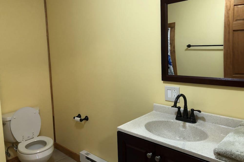 Коттедж - Ванная комната