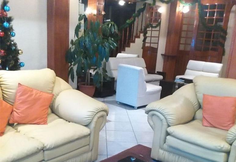 Hotel Don Sam, Cusco, Family Room, Living Area