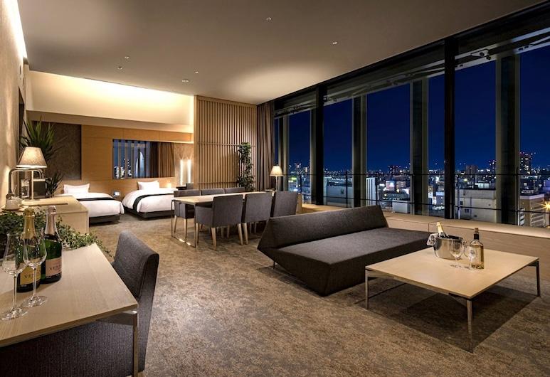 호텔 로열 클래식 오사카, 오사카, 스위트, 금연, 객실