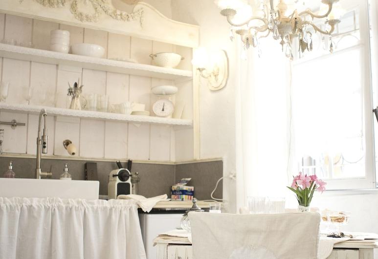 L'escapade Aixoise Nuit Romantique, Aix-en-Provence, Štúdio, vlastná kúpeľňa, Reštaurácia