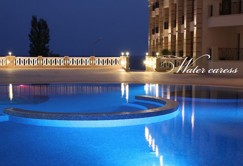 Cabacum Beach Residence, Varna, Outdoor Pool