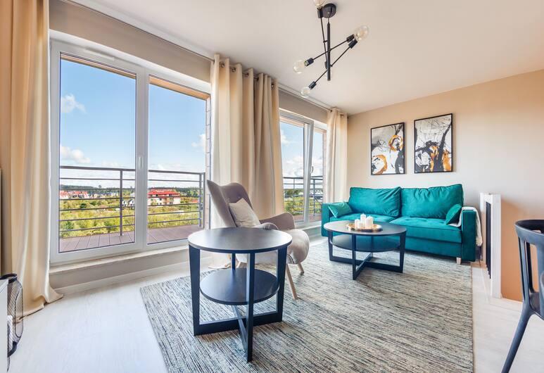 Apartamenty Sun & Snow Residence, Jastrzebia Gora, Lejlighed (B24), Værelse