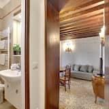 Căn hộ, 2 phòng ngủ, Hiên - Phòng tắm