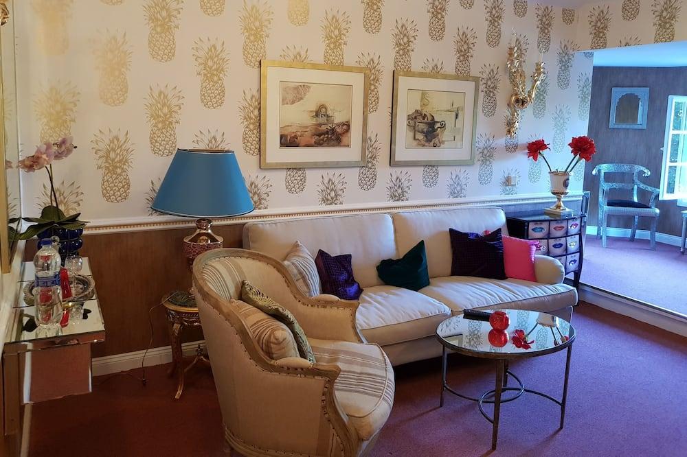 Design Suite (Belvedere) - Living Area