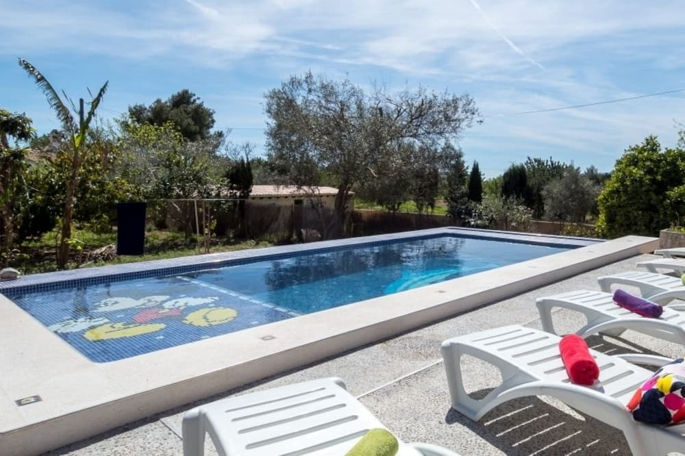 Cottage, 4 Bedrooms, Private Pool - Private pool