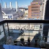 Appartamento Deluxe (with Sauna and Balcony) - Vista balcone