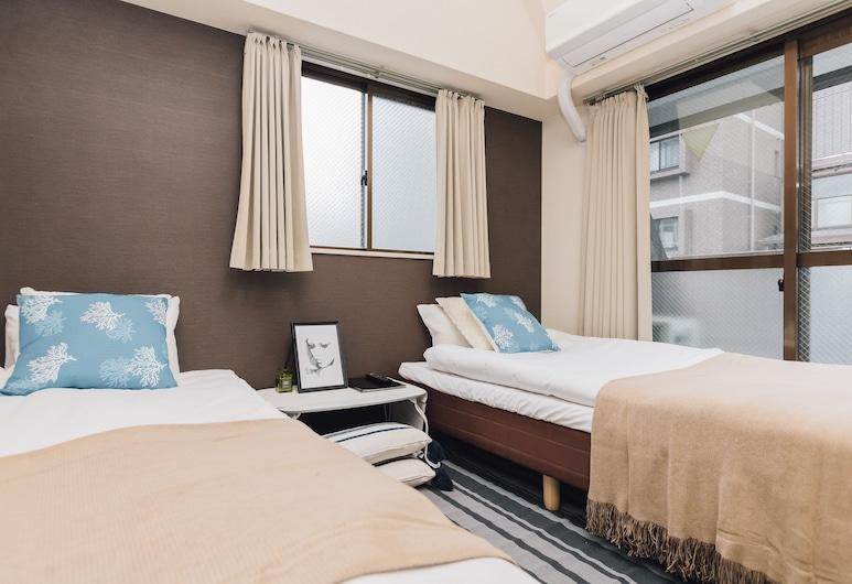 AFP 島之內 J 公寓酒店, 大阪, 公寓 (C), 客房
