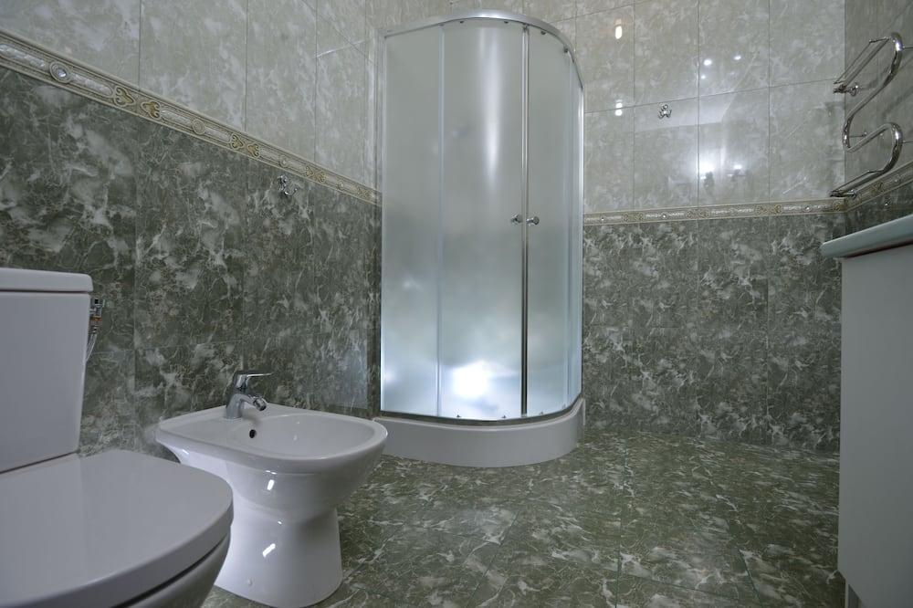 套房, 1 間臥室 - 浴室