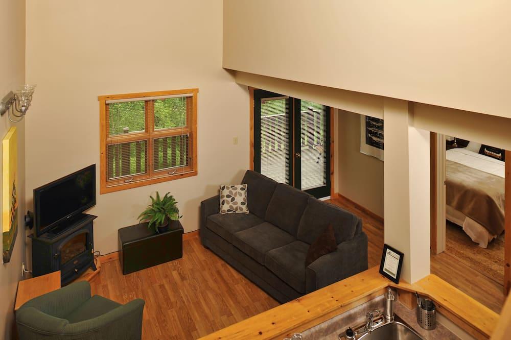 غرفة مريحة - منطقة المعيشة