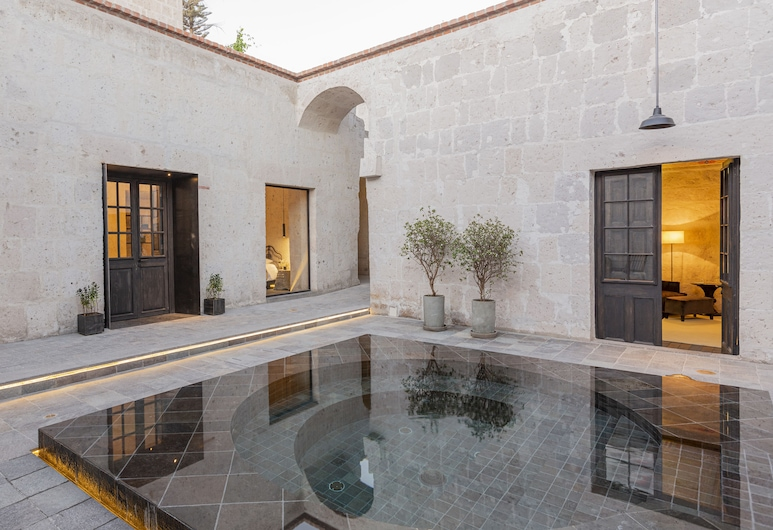 CIRQA - Relais & Châteaux, Arequipa, Hotel Interior