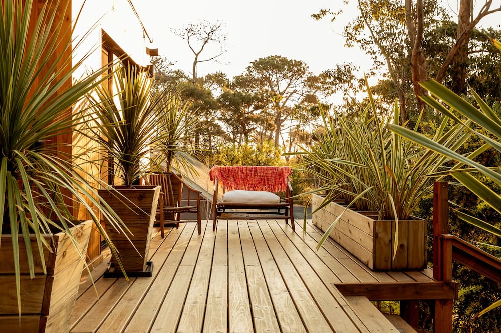 Hus – family, 3 soverom, utsikt mot hav - Terrasse/veranda