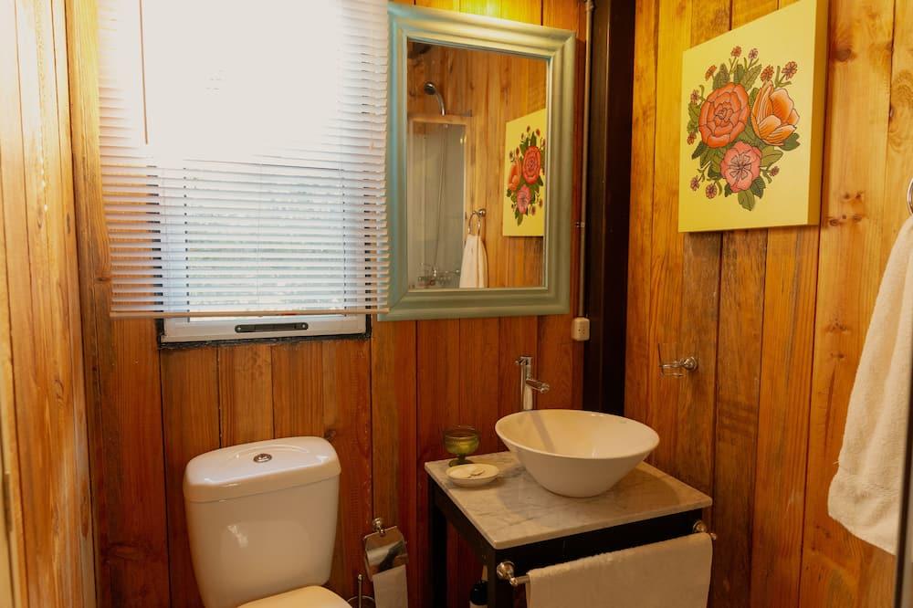 스탠다드 로프트, 해변 전망 - 욕실