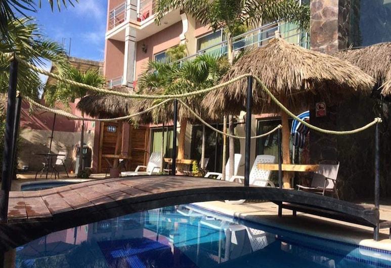 Hotel Simon Beach, Chacala