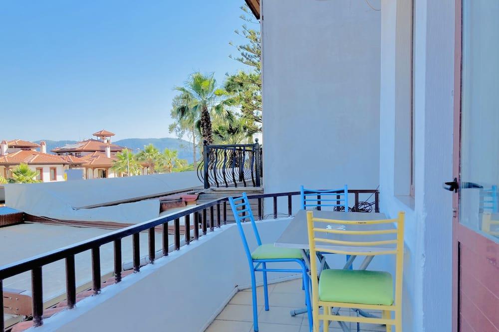 Apartmán, 1 spálňa - Balkón