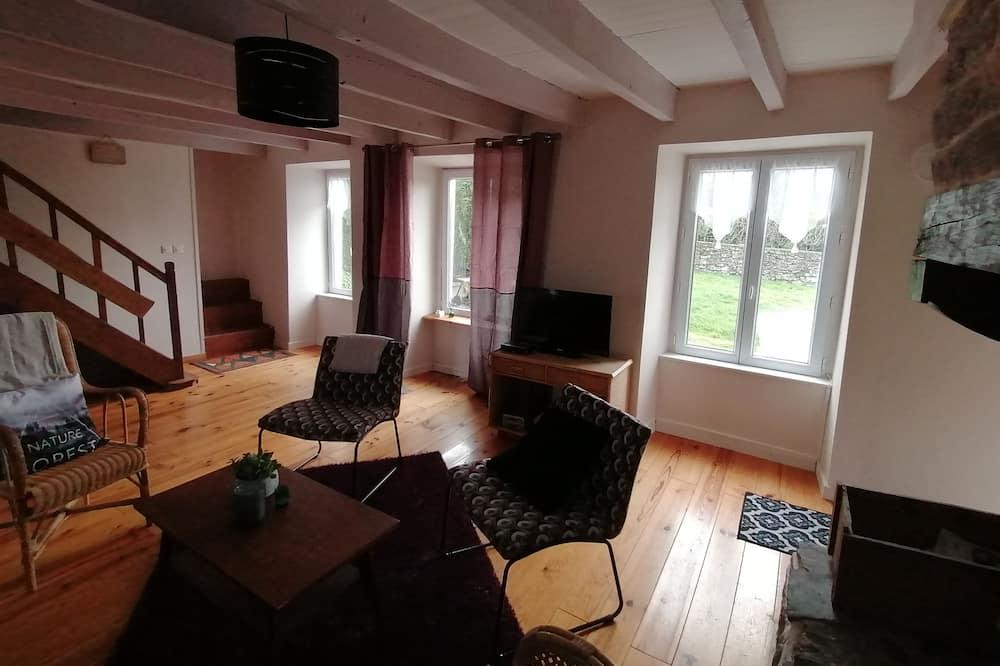 Casa de campo Confort, 2 habitaciones - Sala de estar