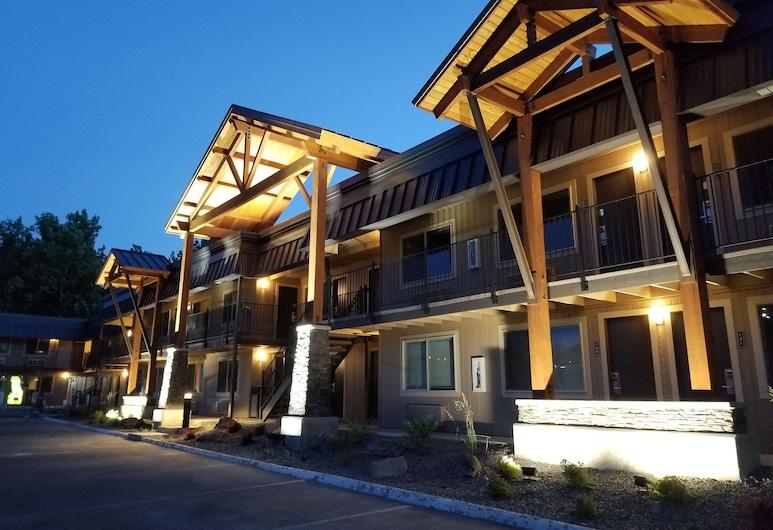 The Hotel Y, Yakima