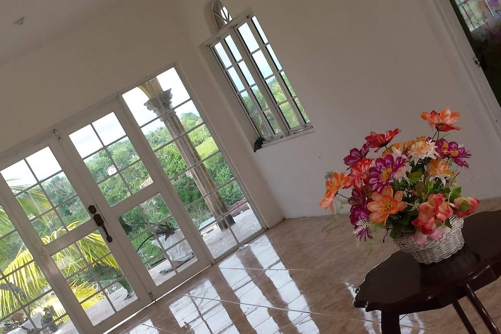 Traditional Double Room, 2 Double Beds, Non Smoking - Living Area
