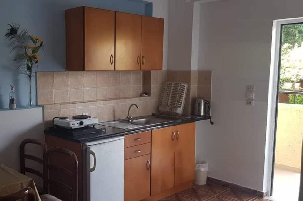 Romantic Apartment, Sea View - Living Area