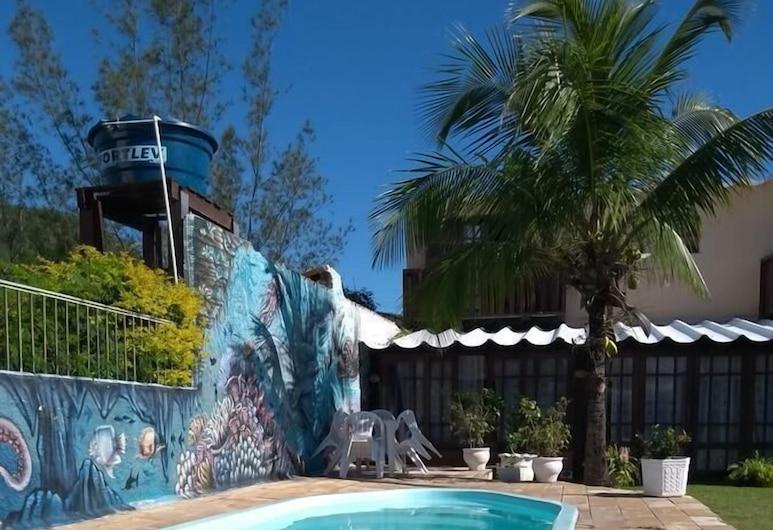圖坤斯天空旅館, Buzios, 泳池