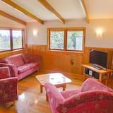 Family House, Garden View - Living Area