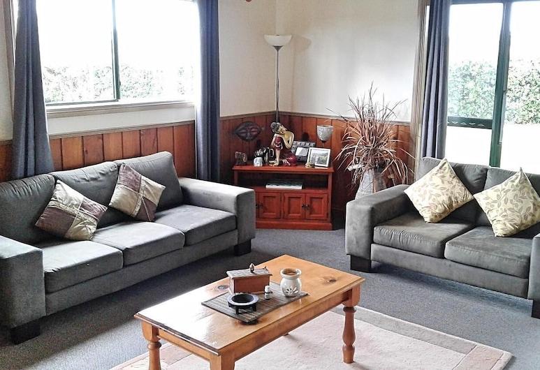 Ferny Lane House, Norfolkøya, Stue