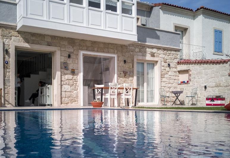 Kybele Suites Alacati, Çesme, Alberca