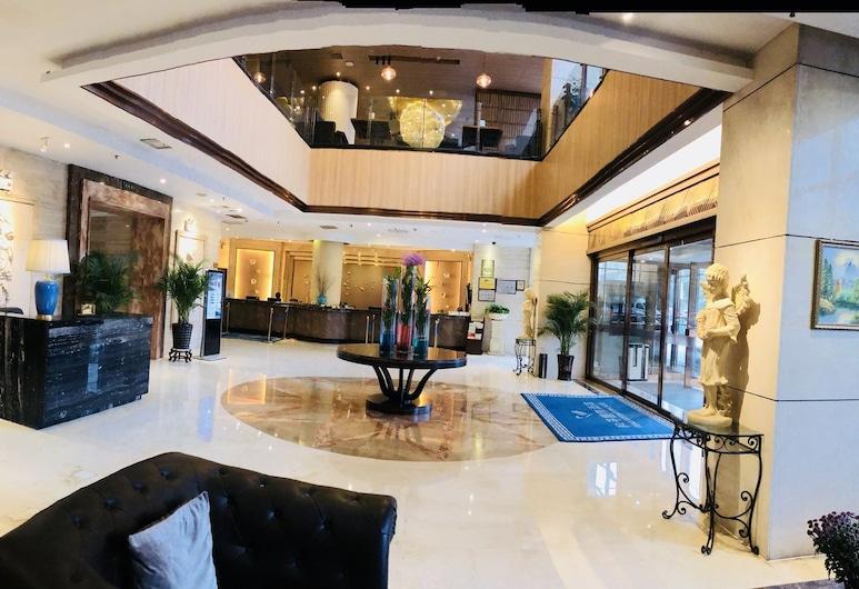 Peace International Hotel, Shangrao, Lobby