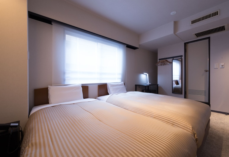 The Hotels Hakata Kasane Bayside, Fukuoka, Standartinio tipo dvivietis kambarys (2 viengulės lovos), Svečių kambarys